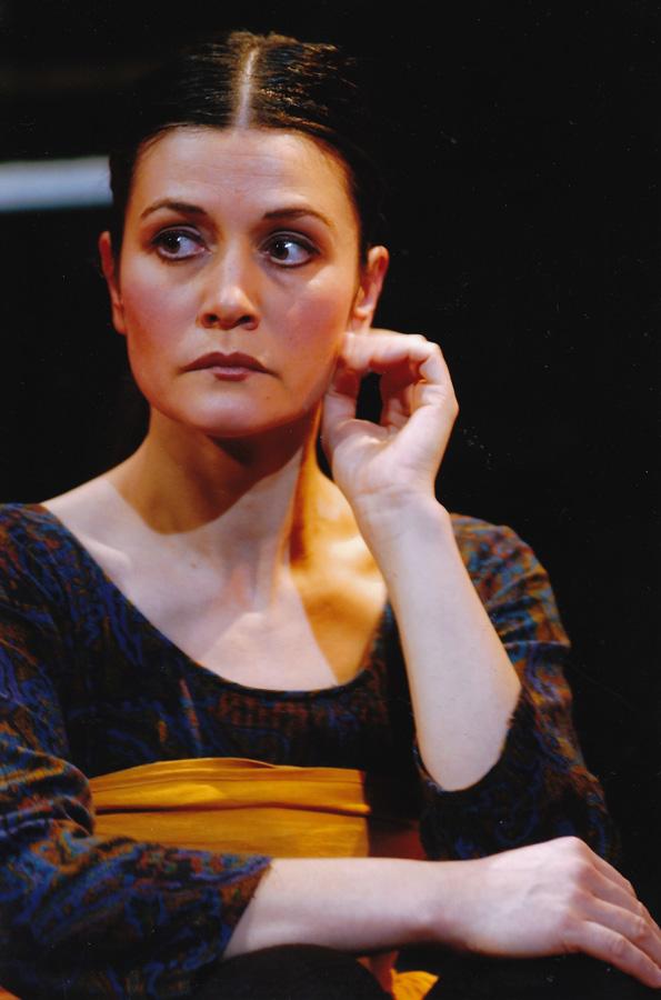 Marie-Céline Tuvache dans Le Collier de Perles du Gouverneur Li-Qing