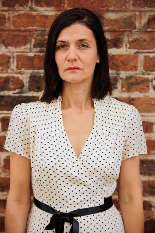 Marie-Céline Tuvache, comédienne © Photo Morgane Drouot
